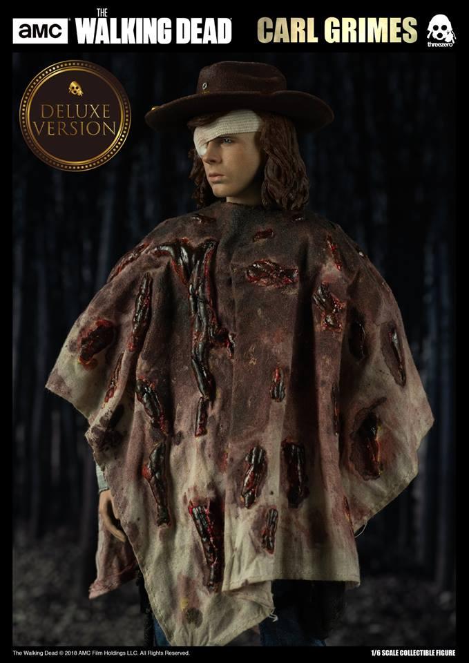 Link a The Walking Dead Carl Grimes Threezero Itakon.it 07