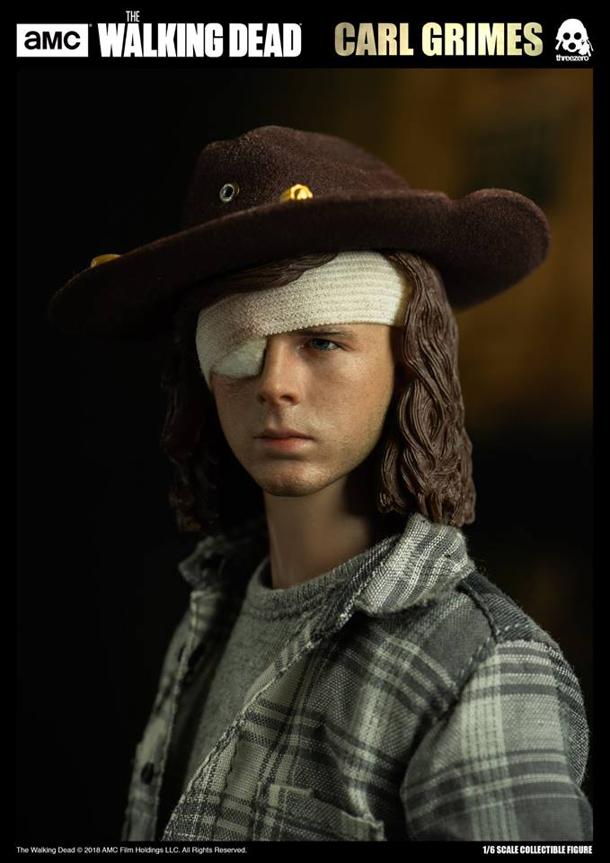 Link a The Walking Dead Carl Grimes Threezero Itakon.it 11