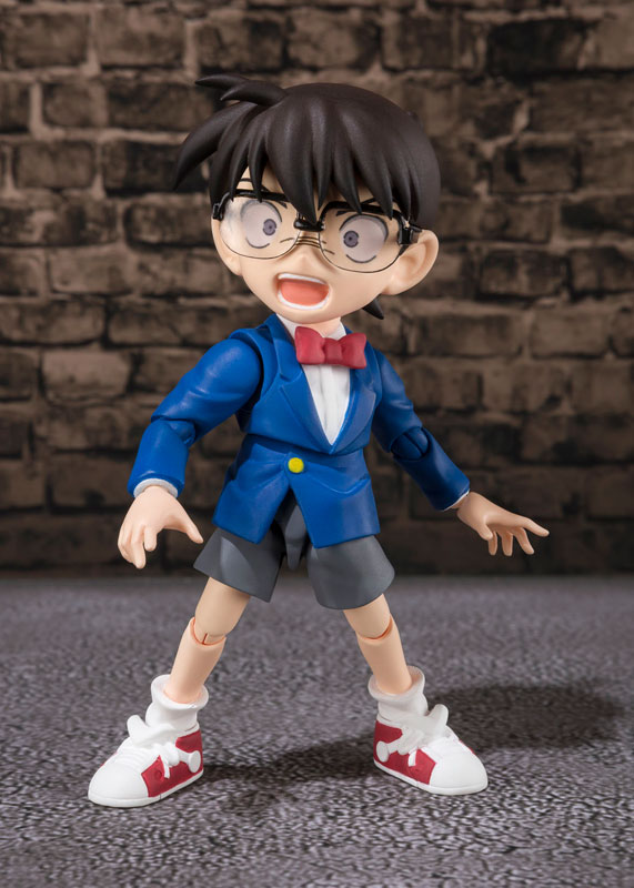 Link a Detective Conan Conan Edogawa S.H.Figuarts Bandai Itakon.it 03