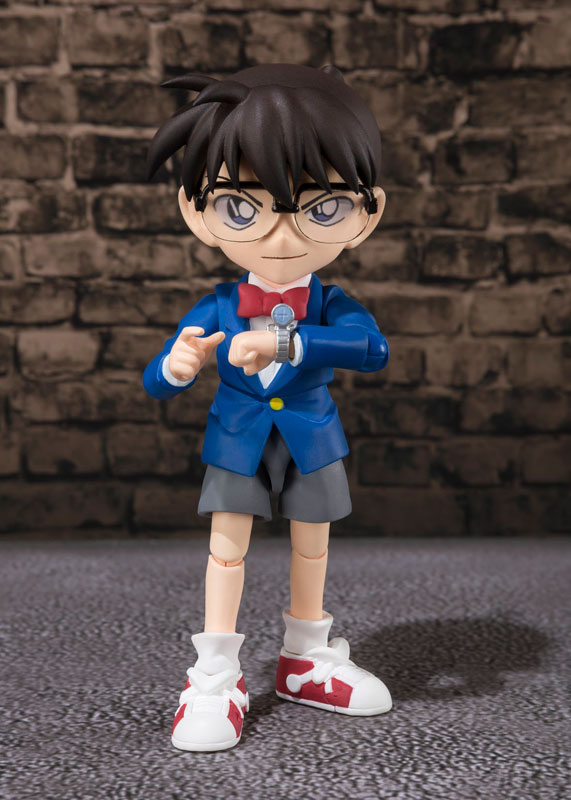 Link a Detective Conan Conan Edogawa S.H.Figuarts Bandai Itakon.it 04