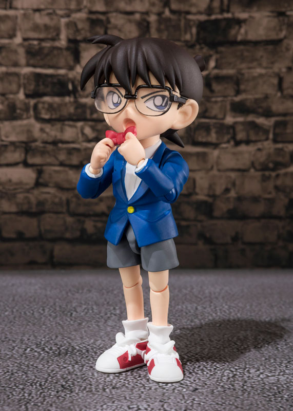 Link a Detective Conan Conan Edogawa S.H.Figuarts Bandai Itakon.it 05