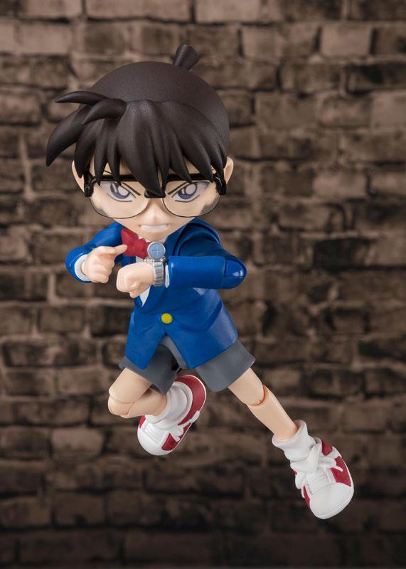 Link a Detective Conan Conan Edogawa S.H.Figuarts Bandai Itakon.it 08