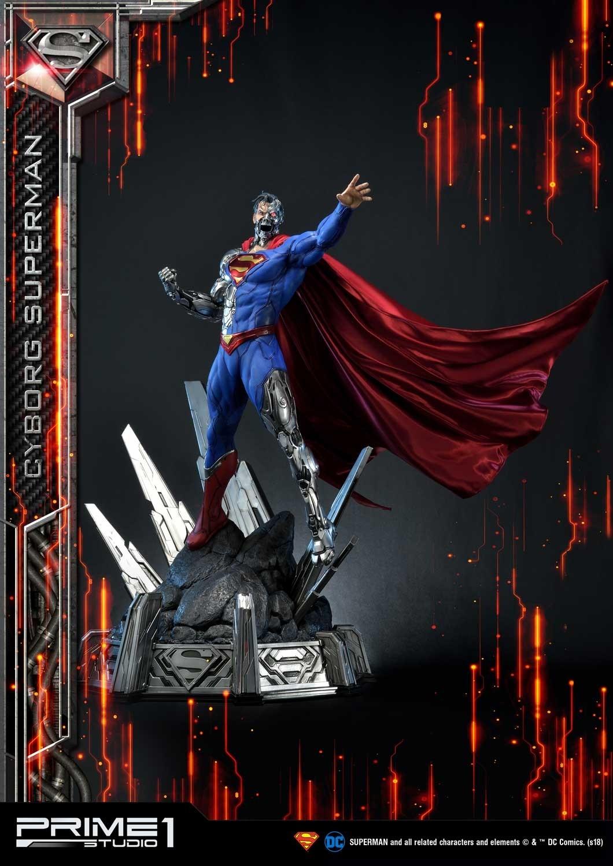 Link a Prime-1-Cyborg-Superman-Statue-002
