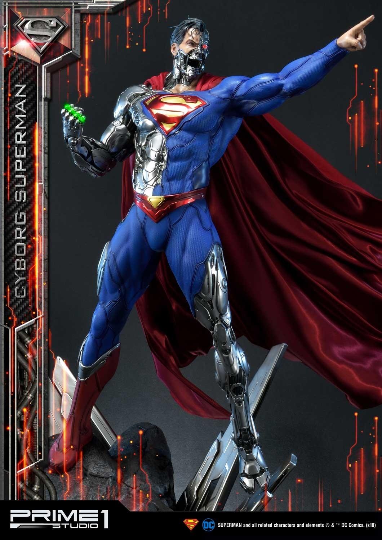 Link a Prime-1-Cyborg-Superman-Statue-025