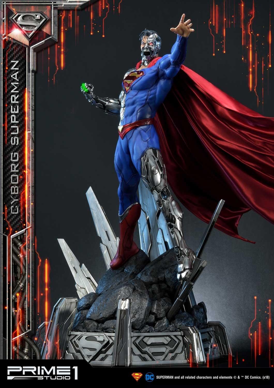 Link a Prime-1-Cyborg-Superman-Statue-026