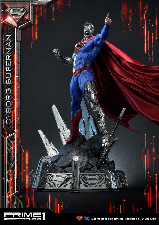 Link a Prime-1-Cyborg-Superman-Statue-030