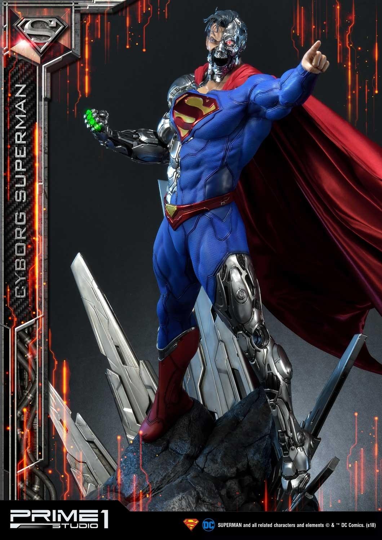 Link a Prime-1-Cyborg-Superman-Statue-035