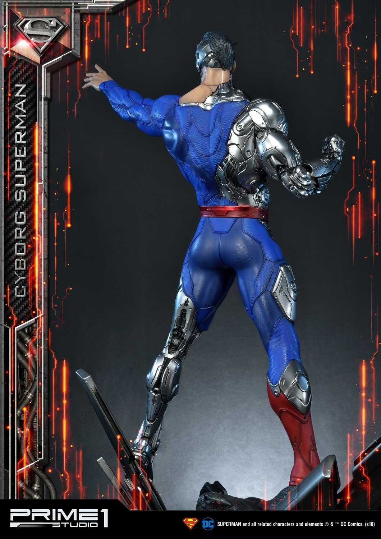 Link a Prime-1-Cyborg-Superman-Statue-038