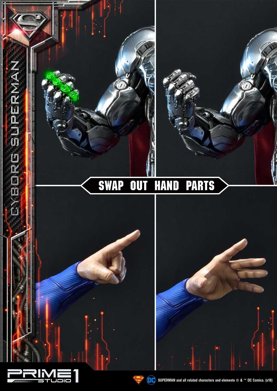 Link a Prime-1-Cyborg-Superman-Statue-039