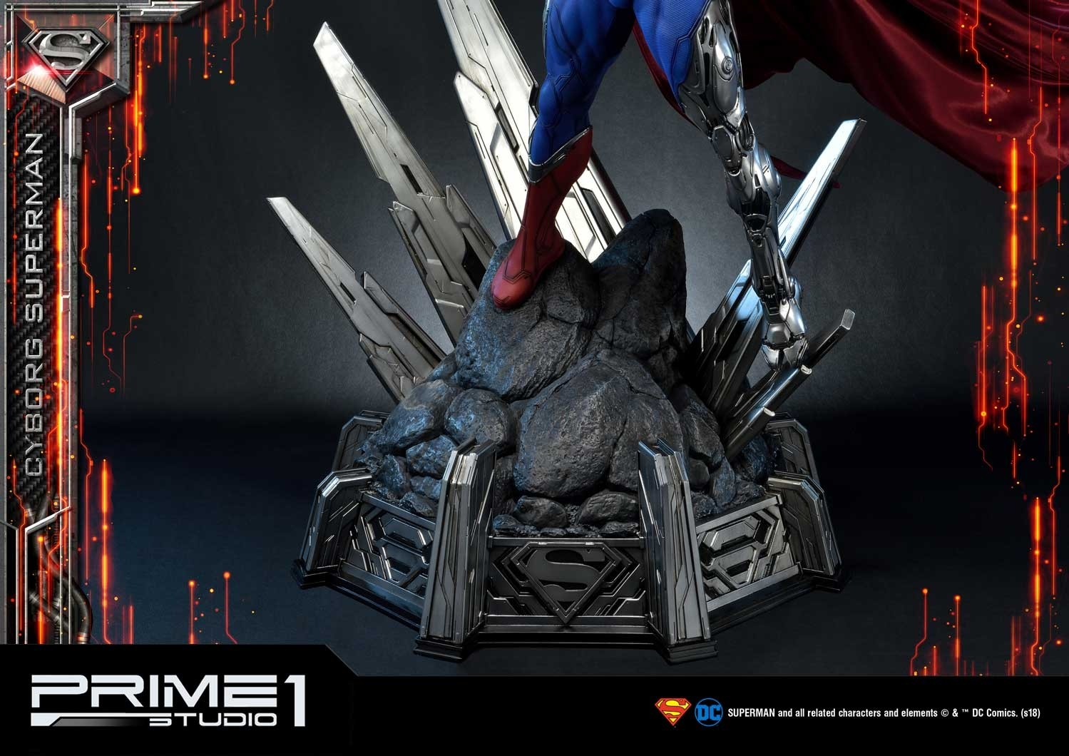 Link a Prime-1-Cyborg-Superman-Statue-041