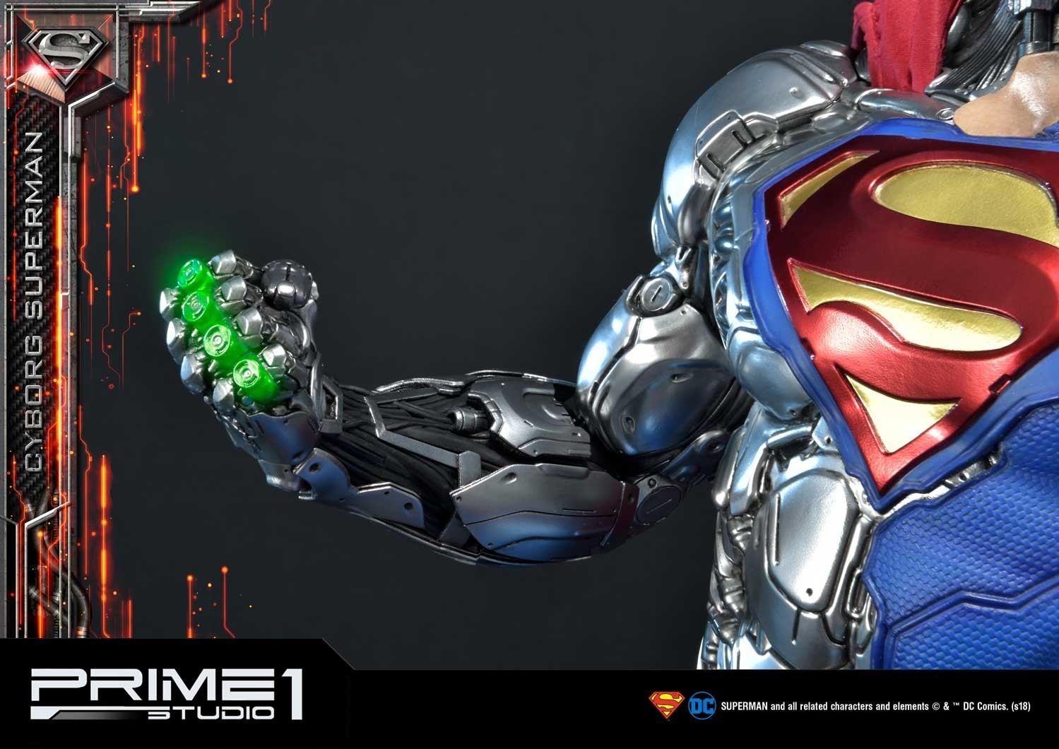 Link a Prime-1-Cyborg-Superman-Statue-048