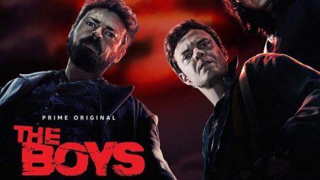 Risultati immagini per the boys serie tv