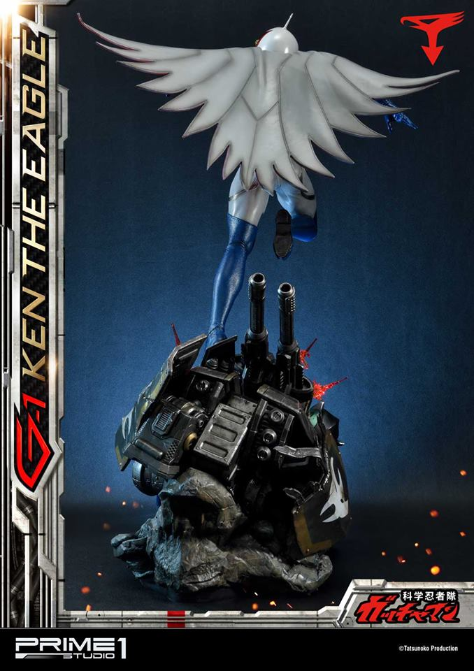 Link a gatchaman – ken eagle – 6