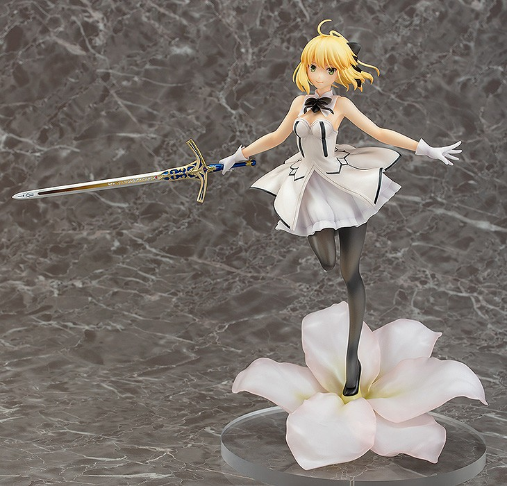Link a saber lily – aquamarine – 2