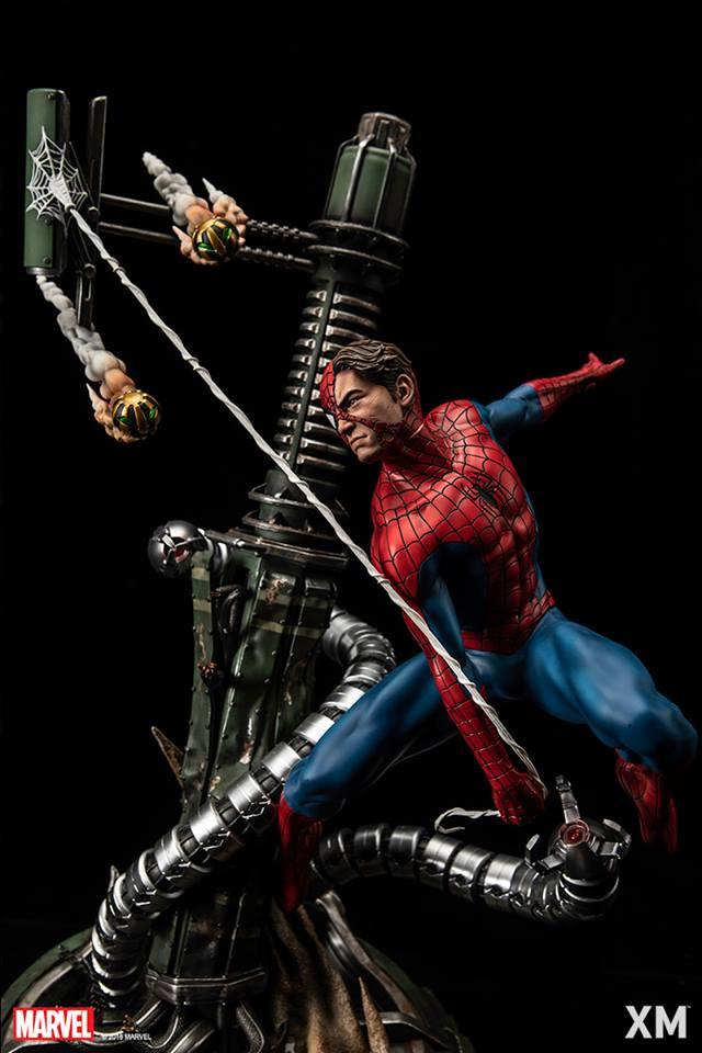 Link a spiderman – xm studios – 10