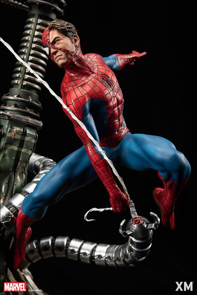 Link a spiderman – xm studios – 12