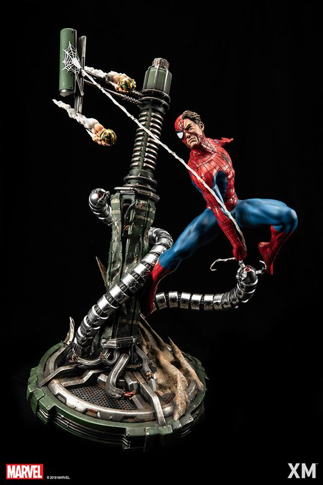 Link a spiderman – xm studios – 14