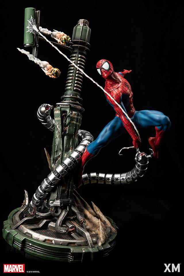 Link a spiderman – xm studios – 2