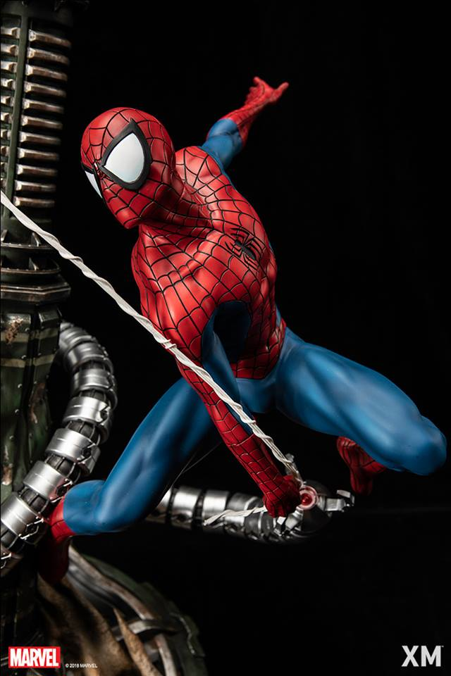 Link a spiderman – xm studios – 5