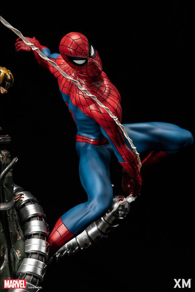 Link a spiderman – xm studios – 8