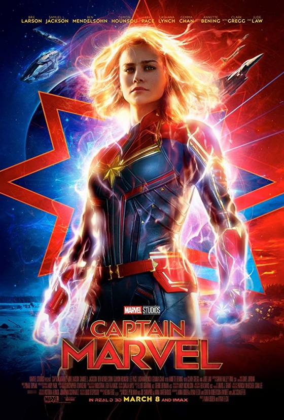 Link a Captain Marvel