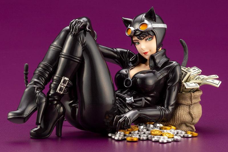 Link a DC Comics Catwoman Returns Bishoujo DC Universe Itakon.it 01