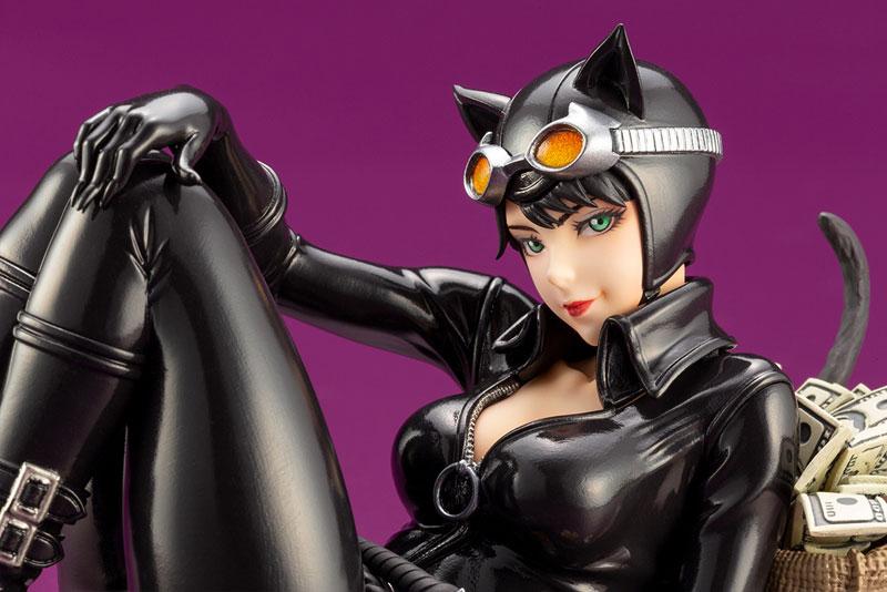 Link a DC Comics Catwoman Returns Bishoujo DC Universe Itakon.it 07