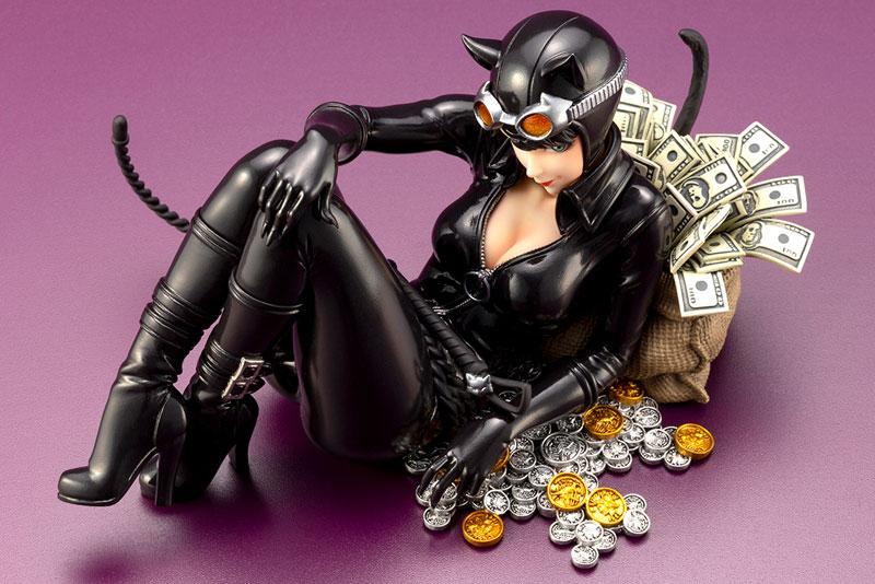 Link a DC Comics Catwoman Returns Bishoujo DC Universe Itakon.it 08