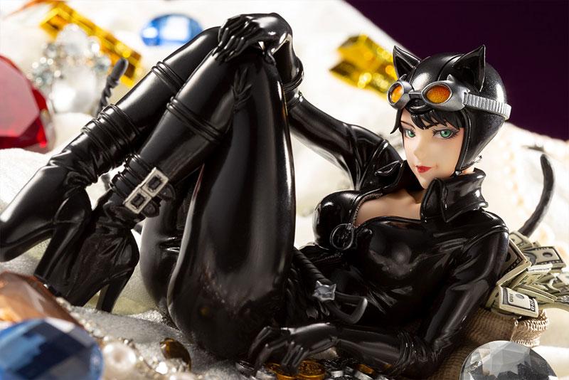 Link a DC Comics Catwoman Returns Bishoujo DC Universe Itakon.it 09