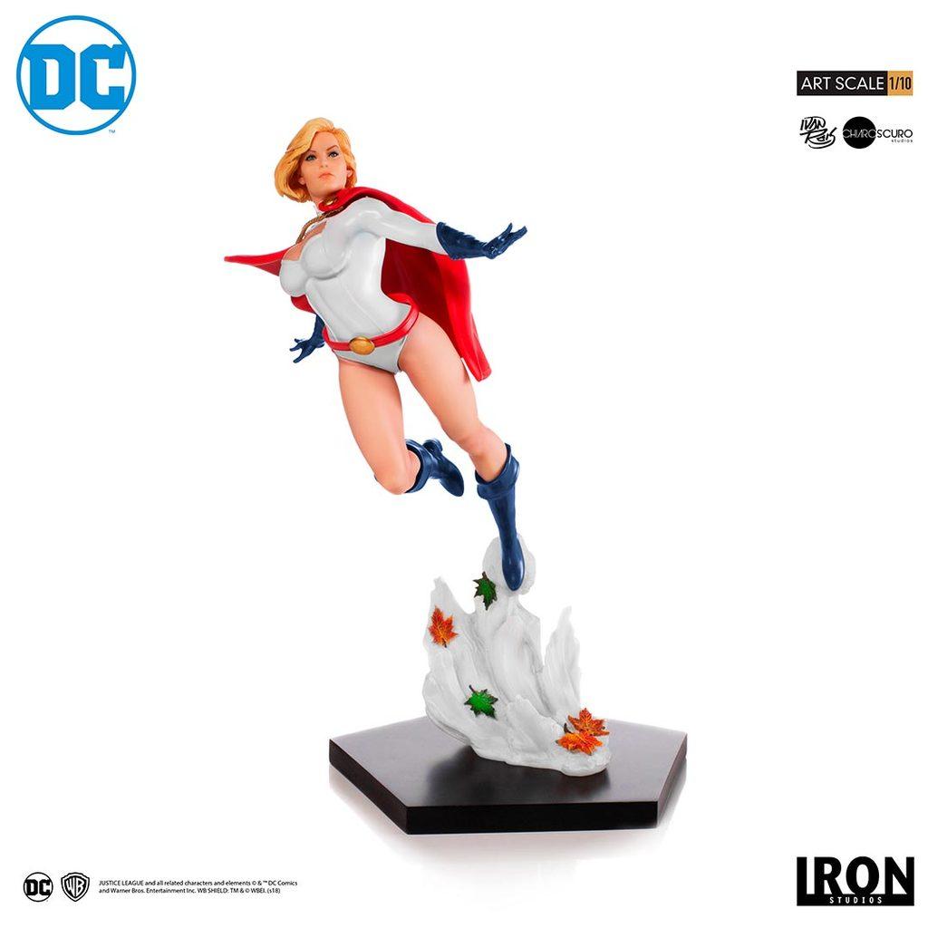 Link a Iron-Studios-Power-Girl-Statue-001