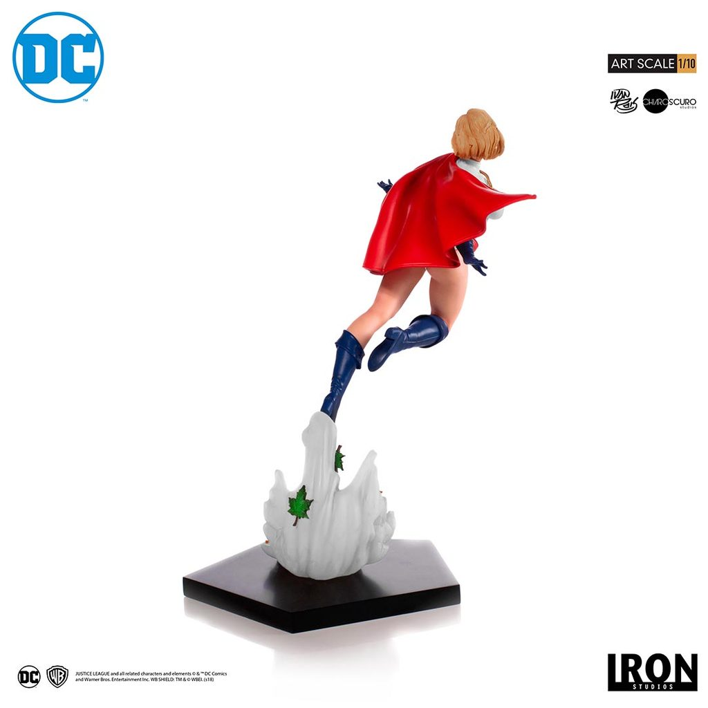 Link a Iron-Studios-Power-Girl-Statue-004