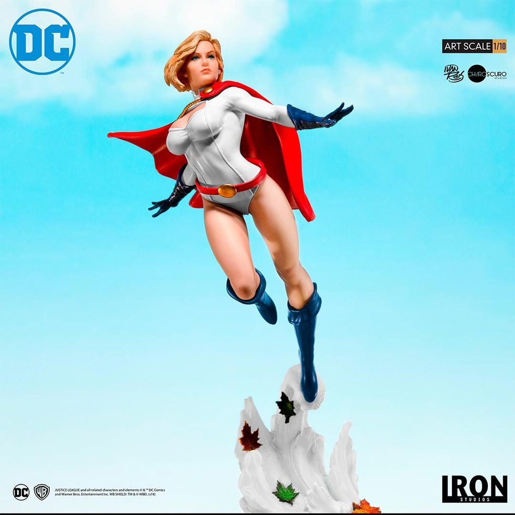 Link a Iron-Studios-Power-Girl-Statue-005