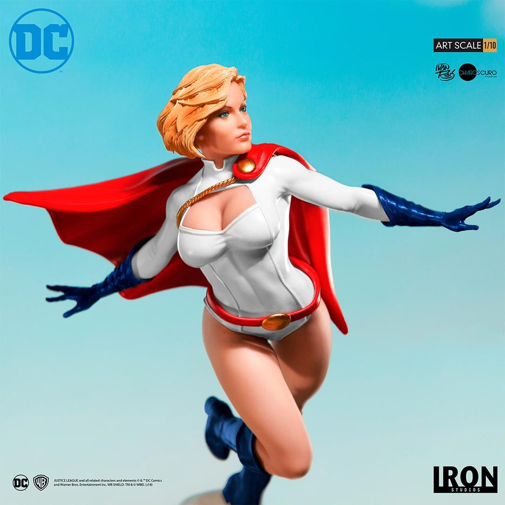 Link a Iron-Studios-Power-Girl-Statue-009