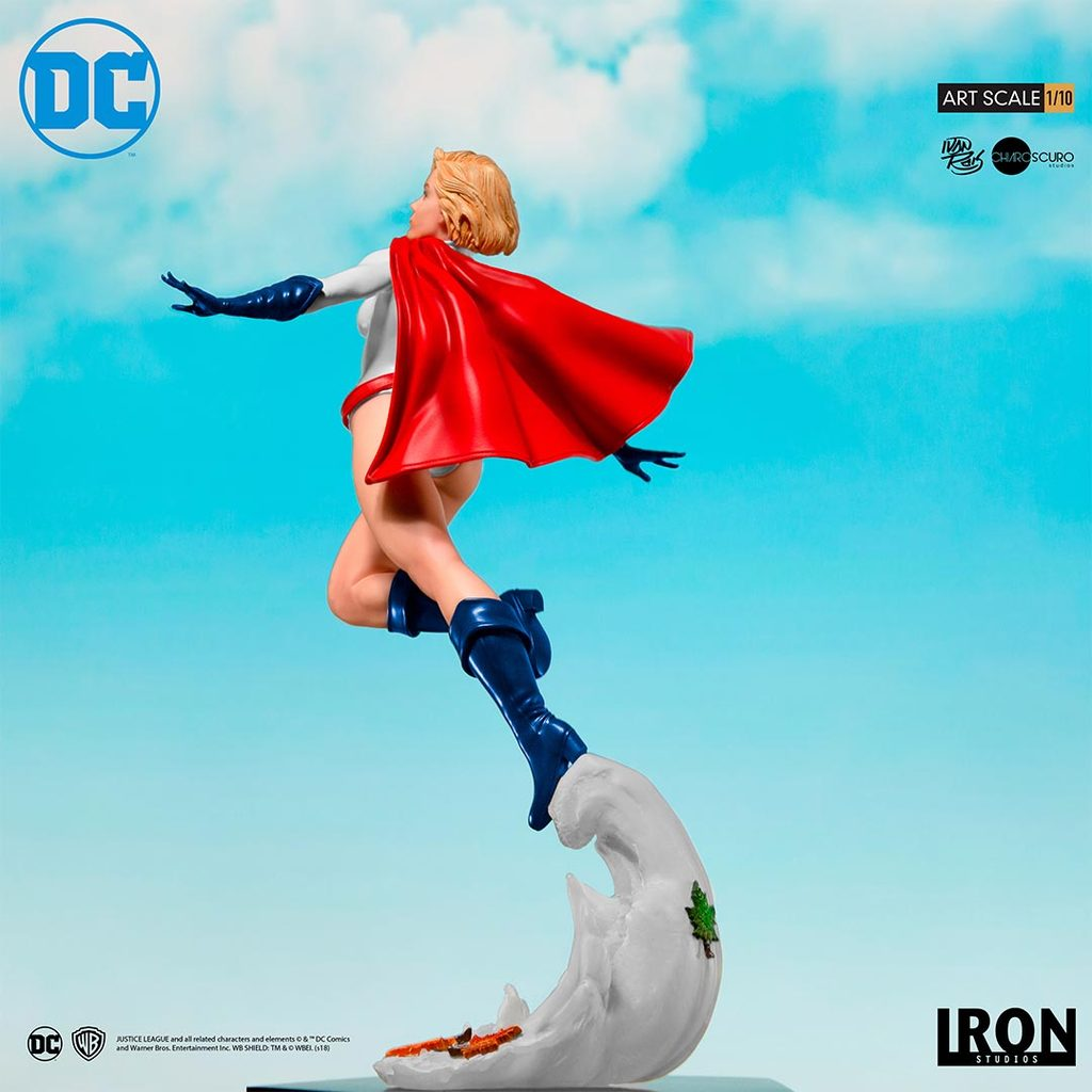 Link a Iron-Studios-Power-Girl-Statue-010