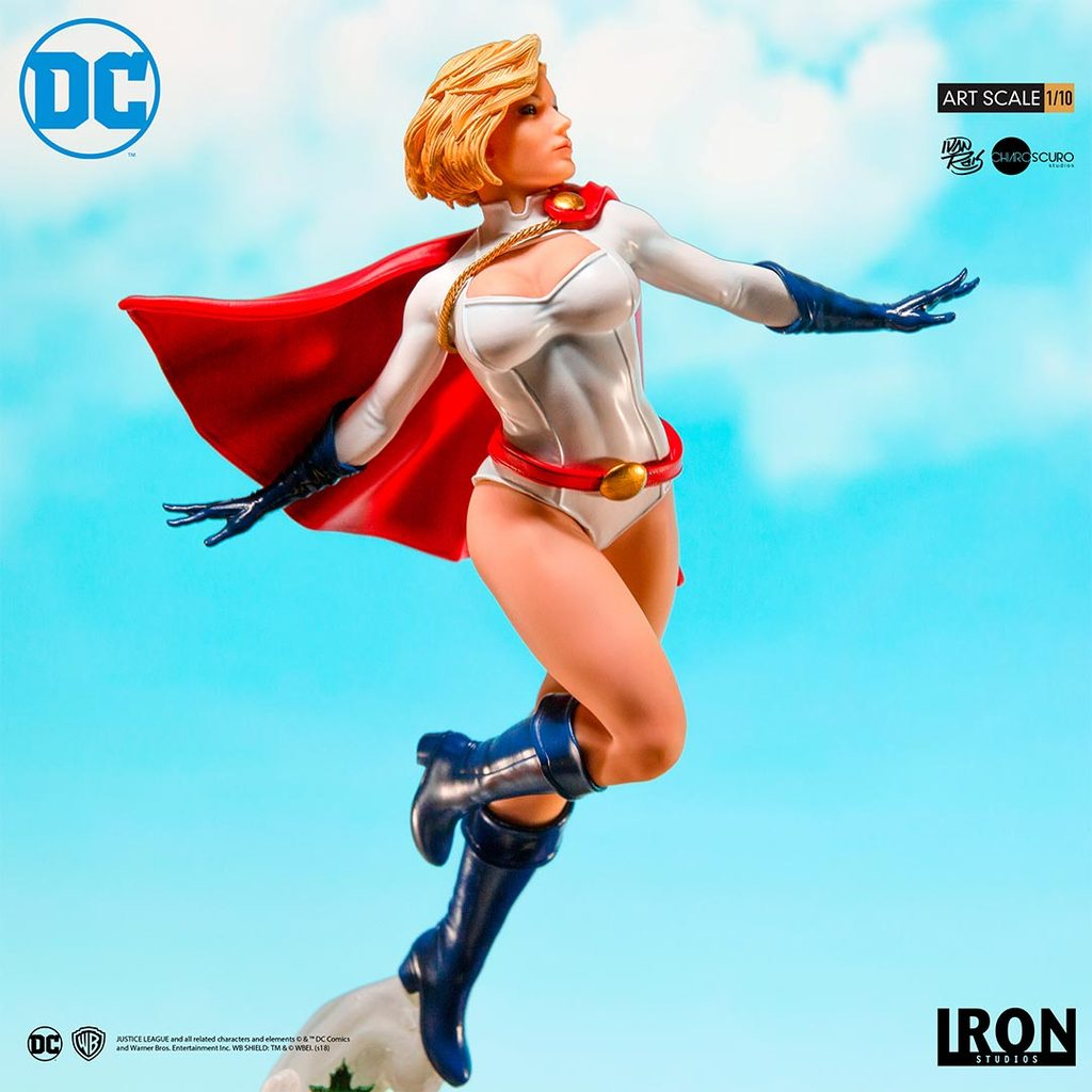 Link a Iron-Studios-Power-Girl-Statue-014