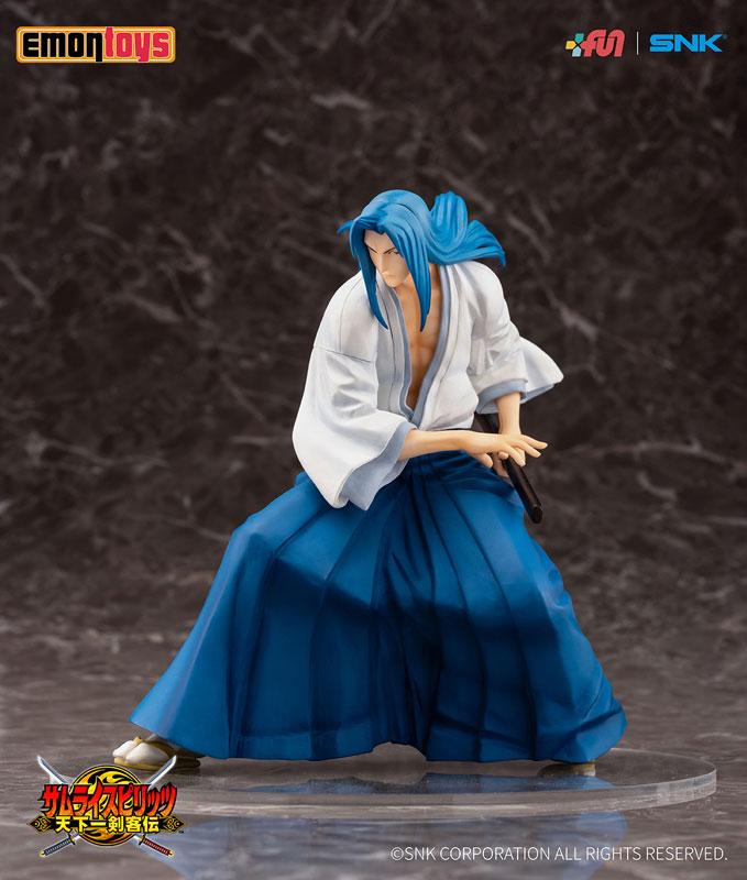 Link a Samurai Shodown Samurai Spirit Tachibana Ukyou Emontoys Itakon.it 3