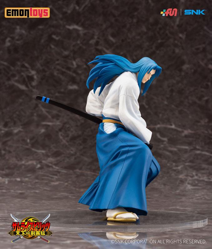 Link a Samurai Shodown Samurai Spirit Tachibana Ukyou Emontoys Itakon.it 7