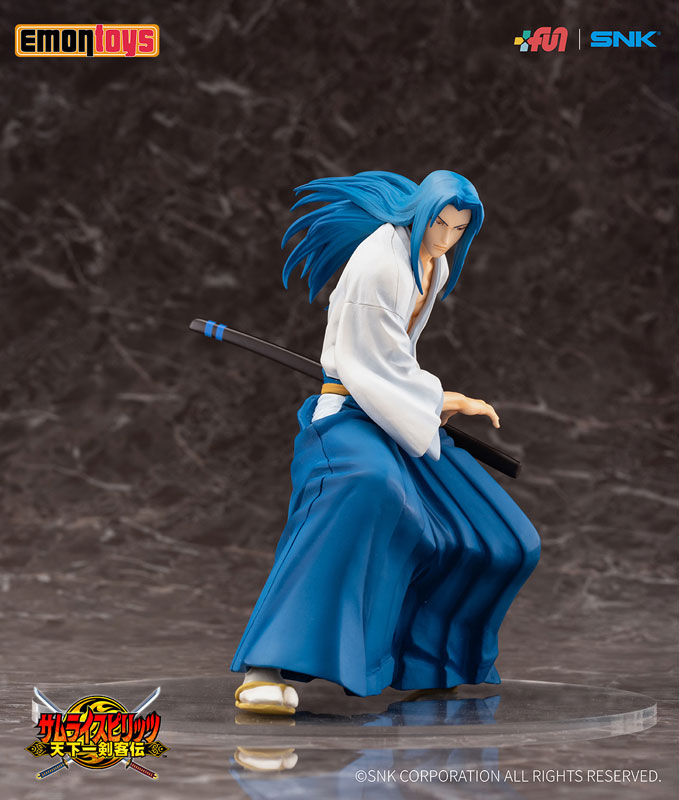 Link a Samurai Shodown Samurai Spirit Tachibana Ukyou Emontoys Itakon.it 8