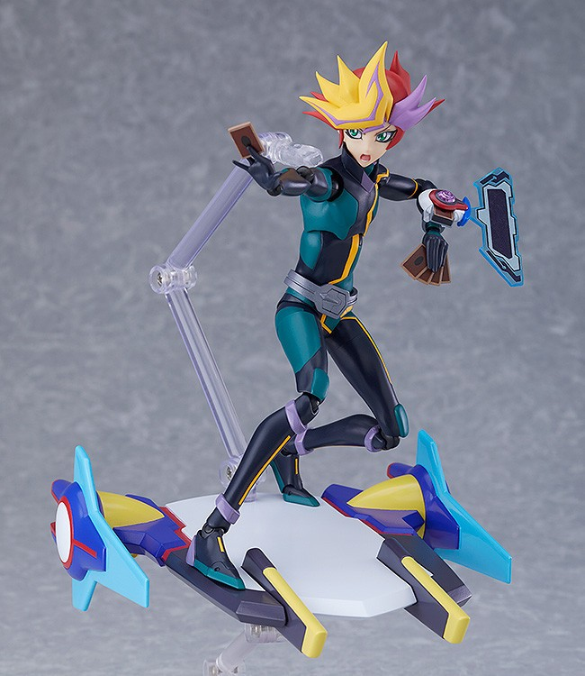 Link a Yu-Gi-Oh! VRAINS – playmaker – 4