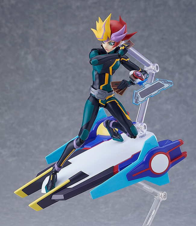 Link a Yu-Gi-Oh! VRAINS – playmaker – 5