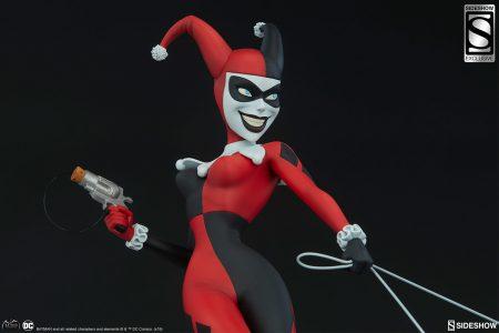 Harley quinn animated series sideshow in preordine u itakon
