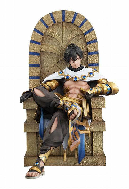 Link a Fate Grand Order Ozymandias MegaHouse Itakon.it 01
