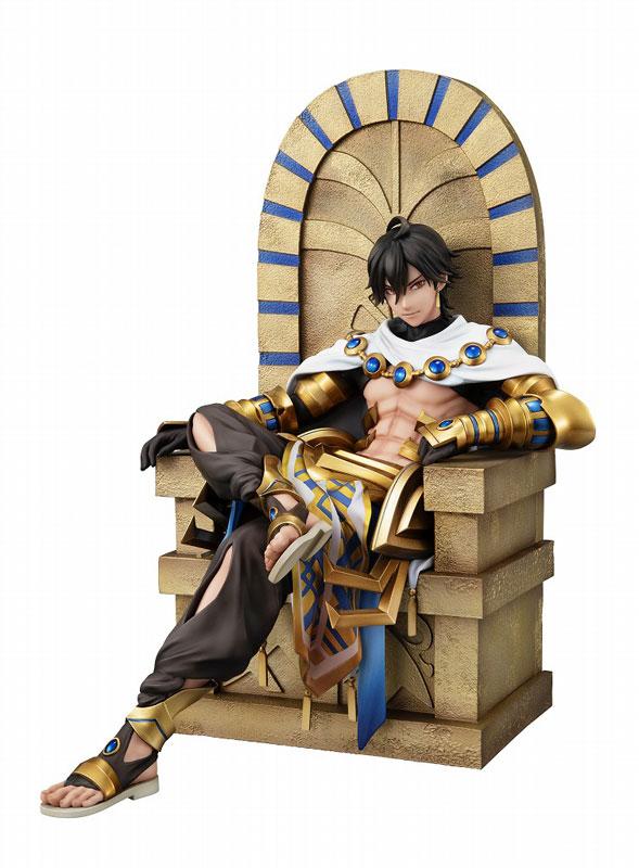 Link a Fate Grand Order Ozymandias MegaHouse Itakon.it 02