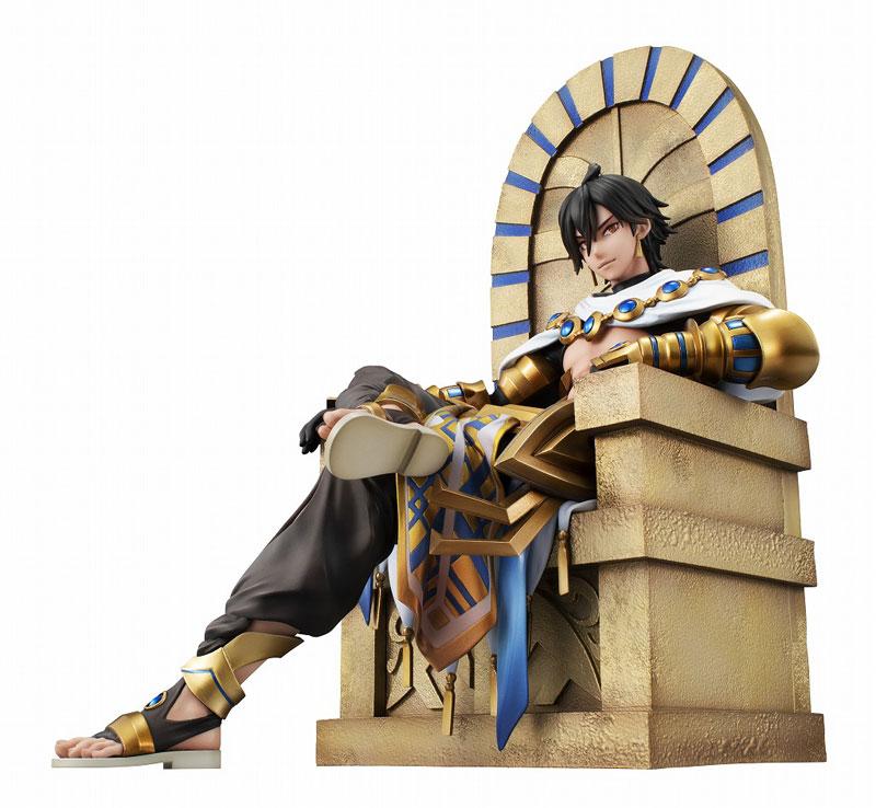 Link a Fate Grand Order Ozymandias MegaHouse Itakon.it 04