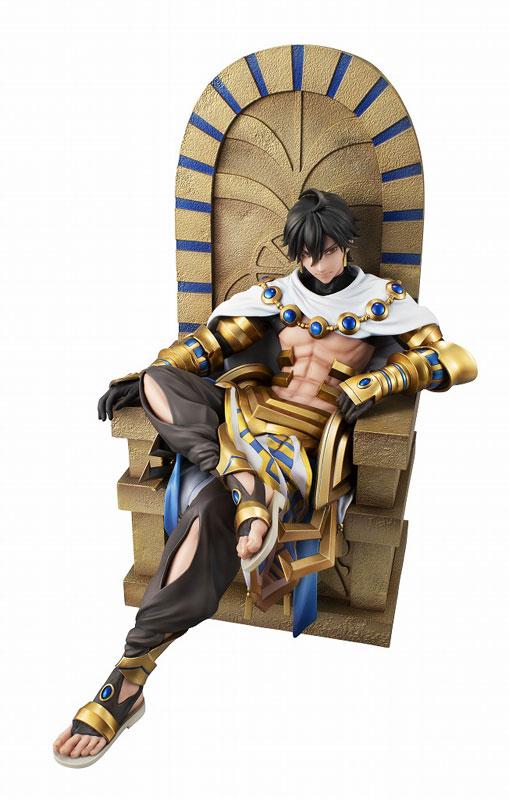 Link a Fate Grand Order Ozymandias MegaHouse Itakon.it 05
