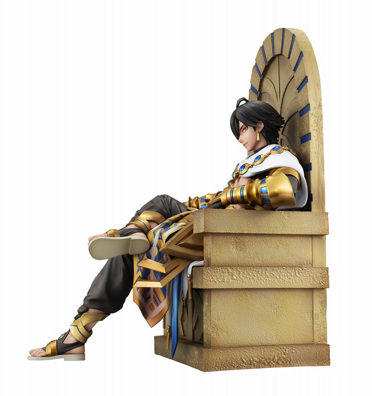 Link a Fate Grand Order Ozymandias MegaHouse Itakon.it 06