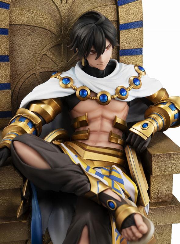 Link a Fate Grand Order Ozymandias MegaHouse Itakon.it 08