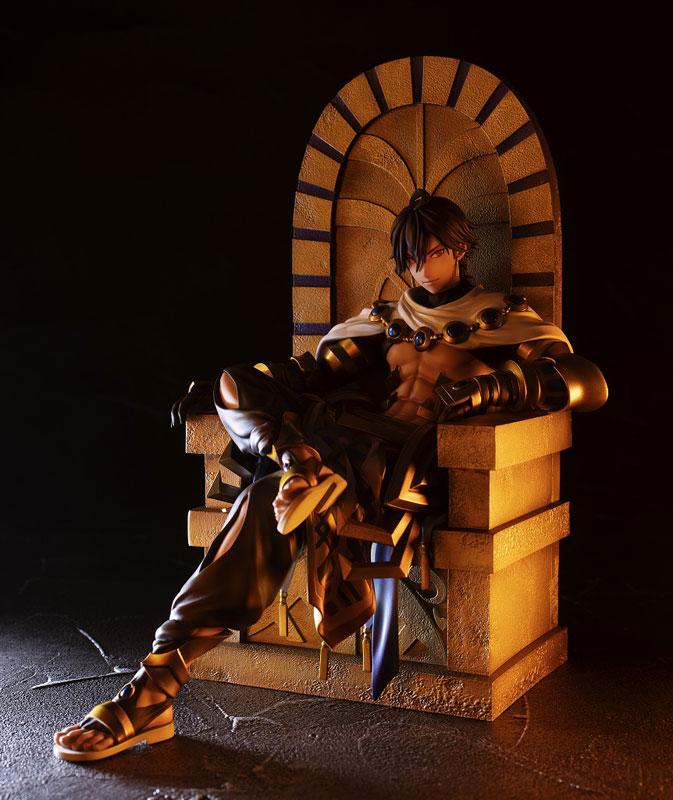Link a Fate Grand Order Ozymandias MegaHouse Itakon.it 10