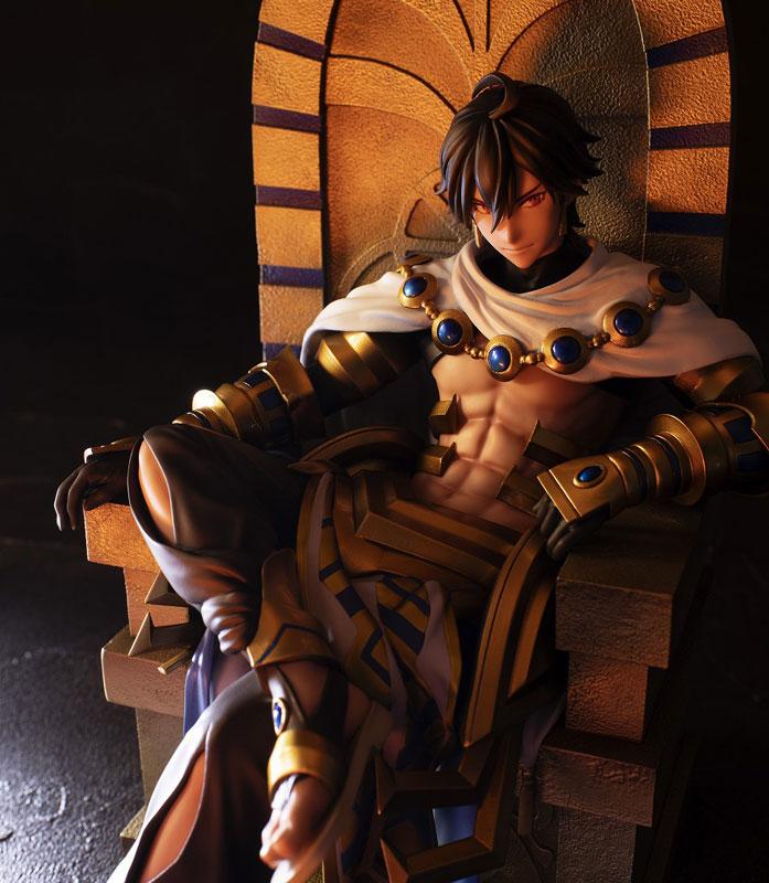 Link a Fate Grand Order Ozymandias MegaHouse Itakon.it 11
