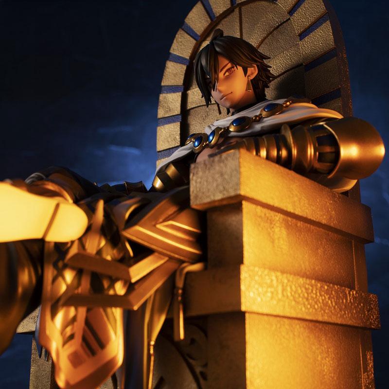 Link a Fate Grand Order Ozymandias MegaHouse Itakon.it 12